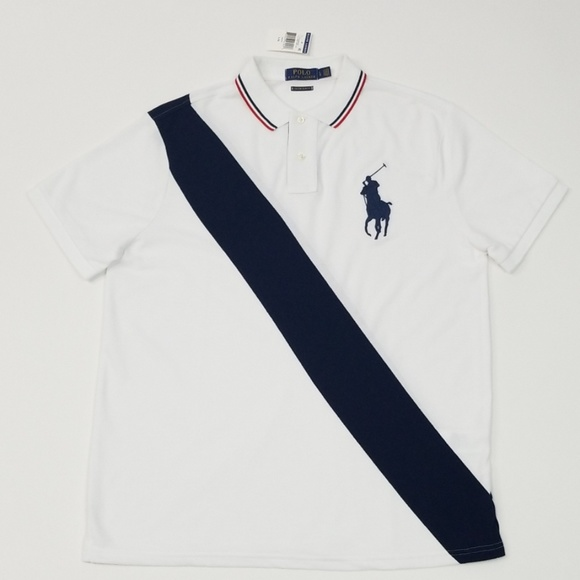 Nwt Lauren Polo Pony Ralph Big w0nkOP